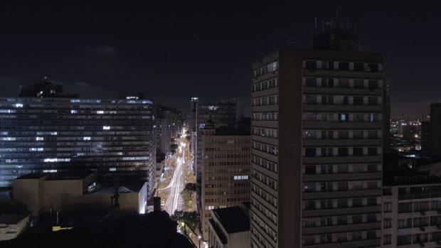 Time Lapse para o aniversário de Curitiba (Foto: Divulgação)
