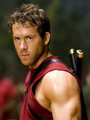 Ryan Reynolds em 'X-Men' (Foto: Divulgação / Reprodução)