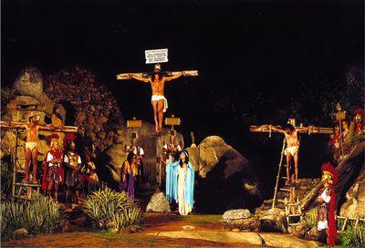 Paixão de Cristo (Foto: João Tavares/Divulgação)