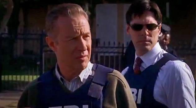 O antigo mentor de Gideon, que dedicou a vida a encontrar o criminoso, ajuda nas investigações (Foto: Reprodução)