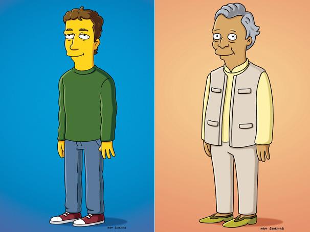 Os Simpsons (Foto: Divulgação TV Globo)