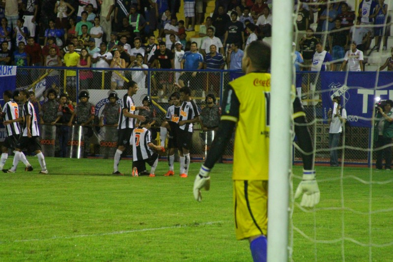 Atlético-MG goleia o Penarol na Copa do Brasil (Foto: Bom dia Amazônia)