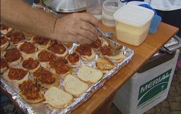 Prato Fácil: aprenda a fazer petiscos típicos da Itália como o crostini (Foto: Reprodução)
