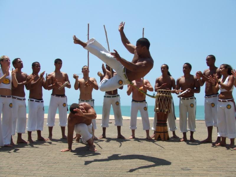 capoeira (Foto: comunidade cultural)