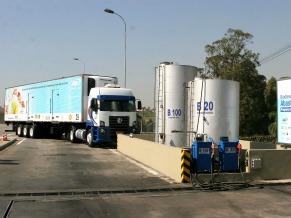 Caminhão da MB (Foto: Lead Comunicação)