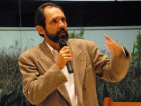 Prof Nahor Neves Criacionista (Foto: Divulgação)