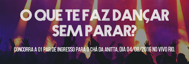Concurso Chá da Anitta