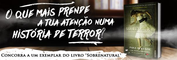 Livro Terror
