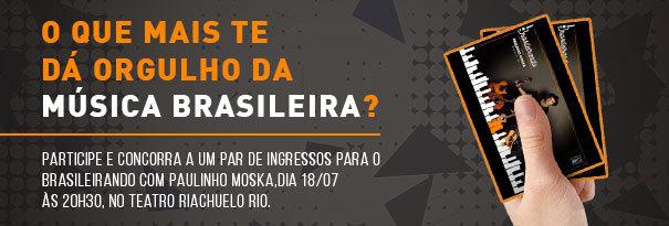 Concurso cultural Brasileirando