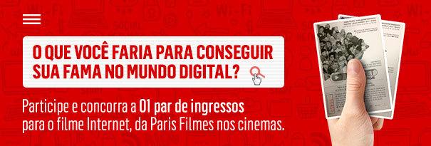 Concurso Filme Internet