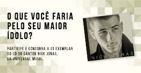 Concurso Cultural CD Nick Jonas