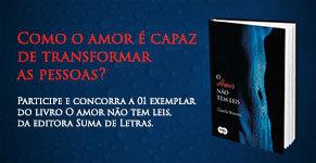 Concurso Livro Amor sem lei
