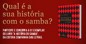 Concurso Cultural A história do samba
