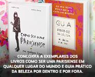 Kit Livros Beleza