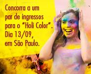 Festival de cores