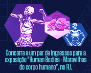 Exposição Corpo Humano