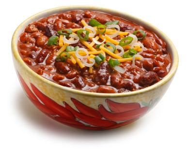 Chilli (receita Mexicana Com Feijão) | Acompanhamentos > Feijão