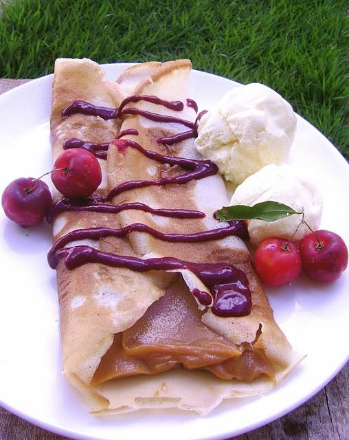 Crepes franceses massas crepe receitas gshow - Ingredientes para crepes ...