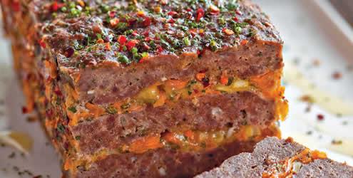 Resultado de imagem para bolo de carne diferente