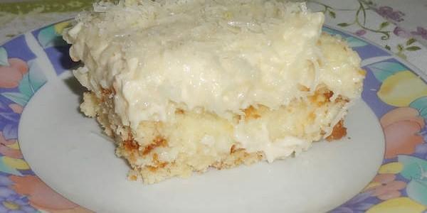 BOLO GELADO DE COCO | Tortas e bolos > Receitas de Bolo ...