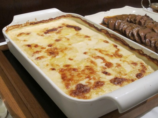 Batata Gratinada com Creme de Leite | Acompanhamentos > Receitas com Batata