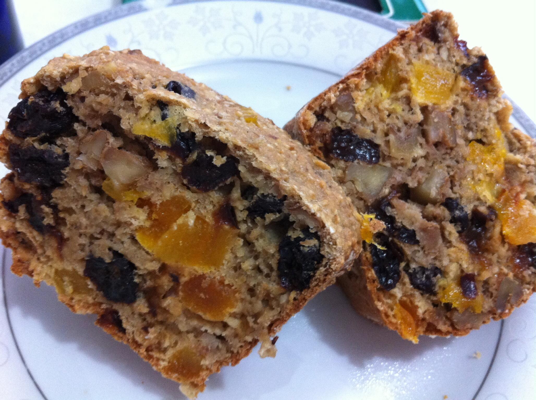 Bolo delícia de frutas   Tortas e bolos > Receita de Bolo
