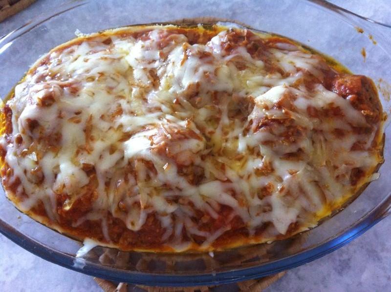 Gratinado de Almôndegas | Carnes > Almôndegas | Receitas Gshow Almondegas Receita Portuguesa