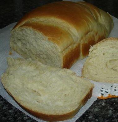 Receita de pão caseiro simples com fermento em pó