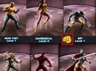 Briguentos de Marvel Avengers Alliance (Foto: Divulgação)