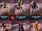 Detonadores de Marvel Avengers Alliance (Foto: Divulgação)