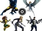 Generalistas de Marvel Avengers Alliance (Foto: Divulgação)