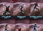 Infiltradores de Marvel Avengers Alliance (Foto: Divulgação)