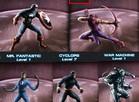 Táticos de Marvel Avengers Alliance (Foto: Divulgação)