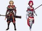 Classe de Guerreiros de Sky Dragon (Foto: Divulgação)