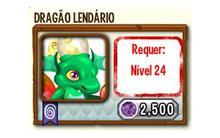 Dragão Lendário (Foto: Divulgação) (Foto: Dragão Lendário (Foto: Divulgação))