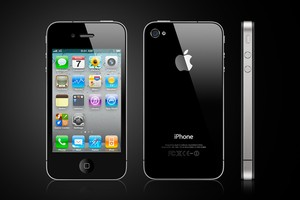 iPhone 4 (Foto: Divulgação)