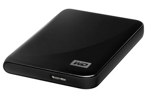 HD Externo Western Digital 500GB - My Passport Essential