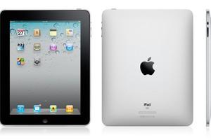 iPad Wi-Fi (Foto: Divulgação)