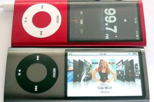 iPod nano geração 5 (Foto: Mariana Musa)