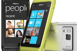 Nokia com Windows Phone 7? (Foto: Arte)