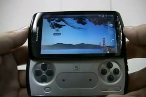 PlayStation Phone, da Sony Ericsson (Foto: EverythingAndroid.org)