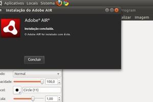 Adobe Air (Foto: Reprodução/Renato Tarantelli)