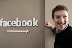 Mark Zuckerberg, criador do Facebook (Foto: Divulgação)