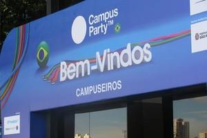 Campus Party (Foto: Pedro Cardoso)