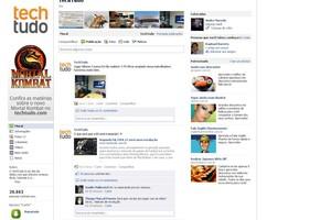 Facebook TechTudo (Foto: Divulgação)