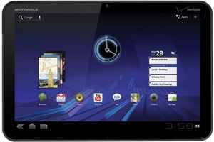 Motorola Xoom (Foto: Divulgação)