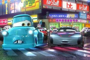 Cars 2  (Foto: Divulgação)