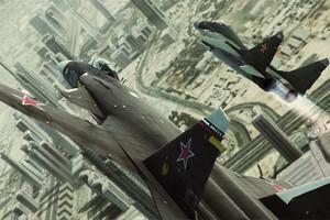 Ace Combat: Assault Horizon (Foto: Andriasang)