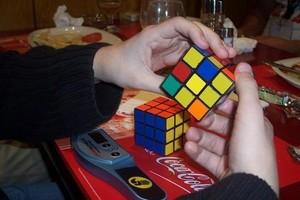 Cubo mágico (Foto: Reprodução)