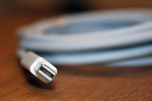 Cabo USB. (Foto: Reprodução)